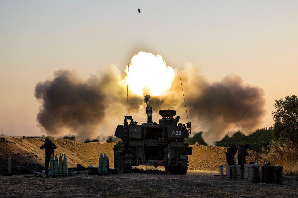 Konflikt w Strefie Gazy / zdjęcie ilustracyjne