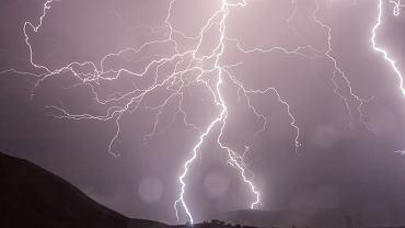 Światowa Organizacja Meteorologiczna: Piorun miał 700 km długości