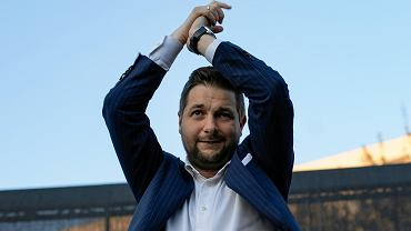 Patryk Jaki, kandydat na prezydenta Warszawy