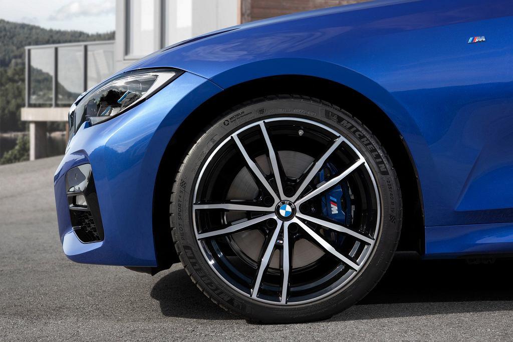 BMW serii 3 G20 2018