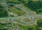 Autostradą A1 z Pyrzowic pod Częstochowę kierowcy pojadą już w piątek