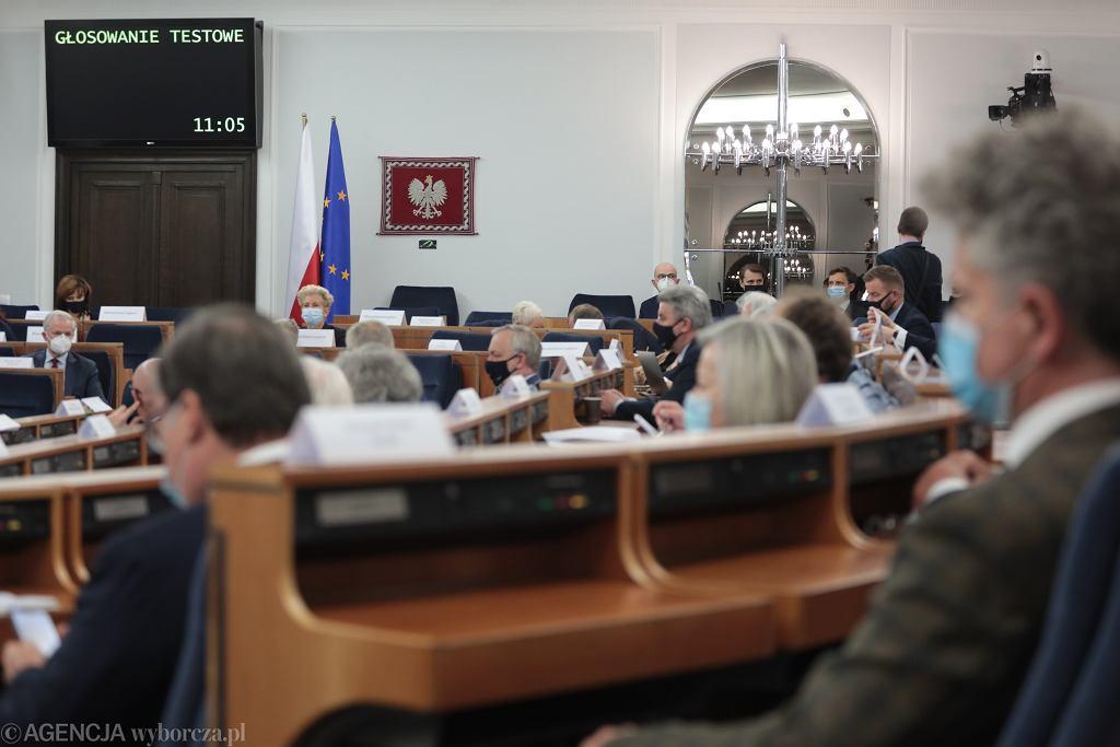 24 Posiedzenie Senatu X Kadencji