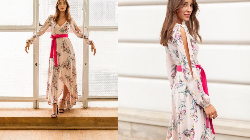 Wyprzedaż sukienek w kwiaty