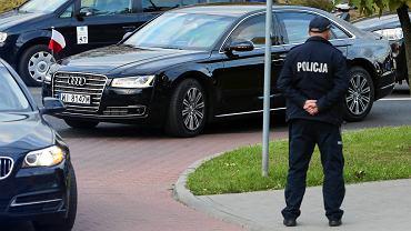 Andrzej Duda odwiedził chłopca potrąconego w Oświęcimiu