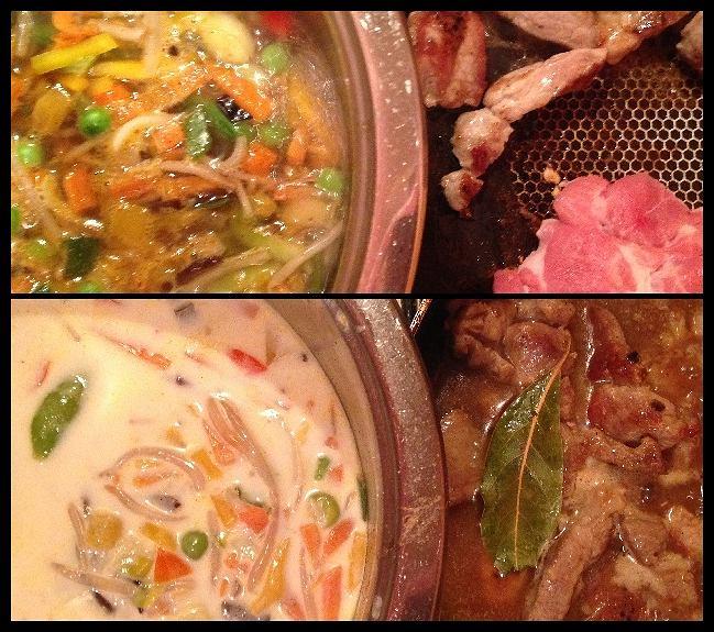 zupa przed desantem mleka kokosowego i w wersji 'po'