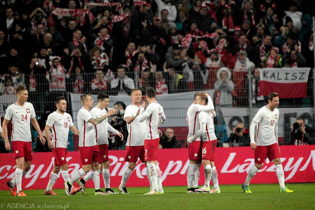 Polska - Serbia 1:0 w meczu towarzyskim w Poznaniu