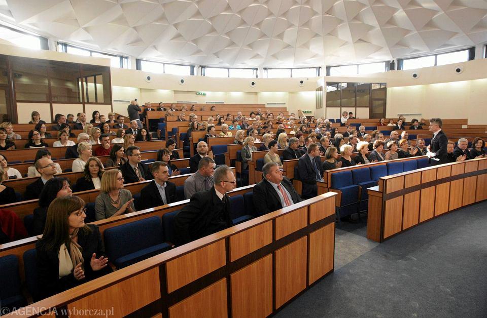 Dzień Służby Cywilnej w Świętokrzyskim Urzędzie Wojewódzkim w Kielcach.