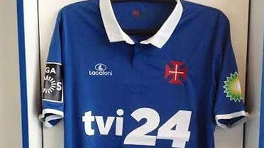 Nowa koszulka Belenenses