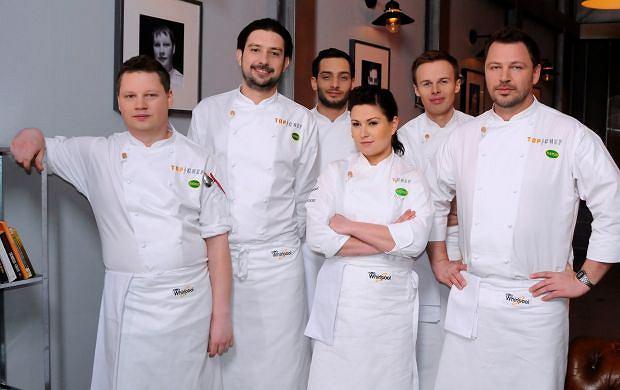 Top Chef uczestnicy