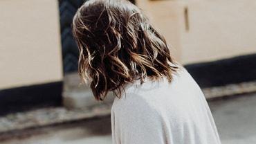 Fryzury półdługie na jesień 2019