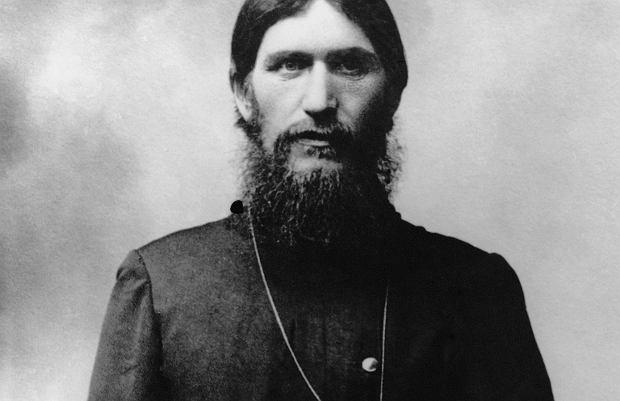 Grigorij Rasputin w 1910 r.