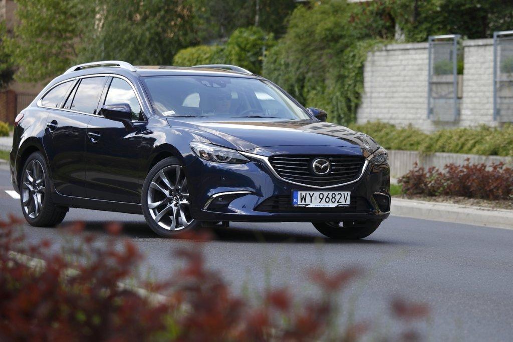 Mazda 6 2.2 Skyactive-D AWD
