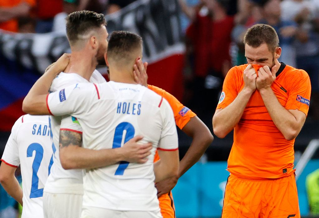 Hungary Netherlands Czech Republic Euro 2020 Soccer