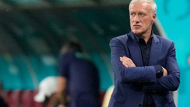 Tak selekcjoner Francji skomentował sensacyjne odpadnięcie z Euro 2020
