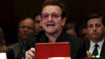 Bono w Kongresie USA