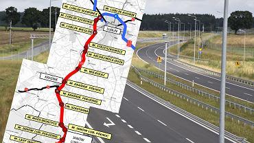Powstanie Via Carpatia od Lublina do Kraśnika - umowy na budowę S19 podpisane
