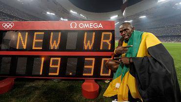 Usain Bolt wybrał lepszego z pary Ronaldo - Messi.