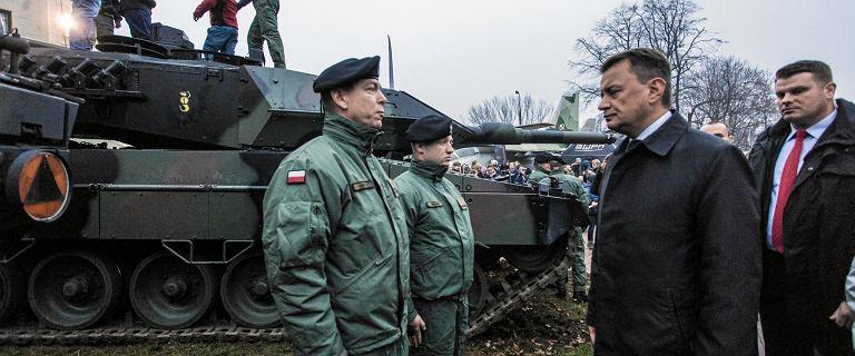 MON chce powołać nowe siły zbrojne - wojsko obrony cyberprzestrzeni