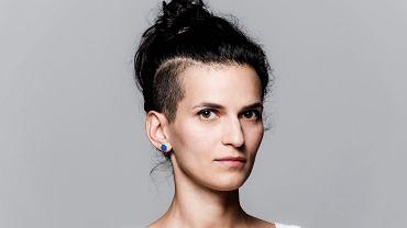 Ewelina Seklecka - założycielka fundacji Punkt Widzenia