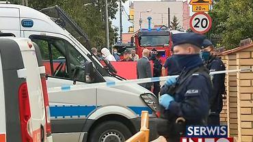 Wybuch gazu w Białymstoku