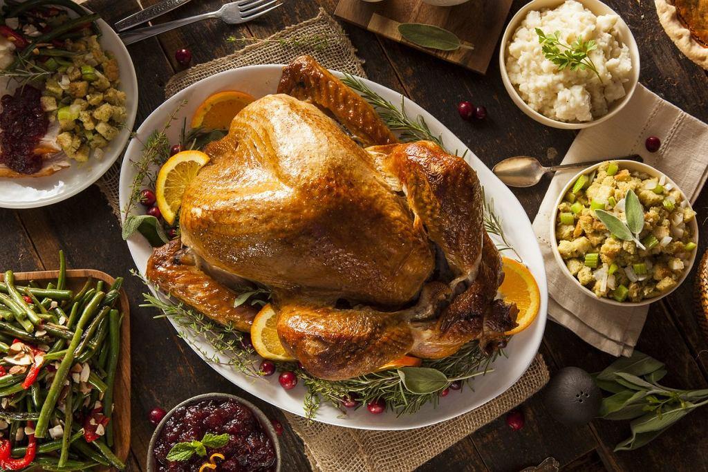 Dzień Dziękczynienia obchodzony jest na pamiątkę pierwszego dziękczynienia z 1621 roku.