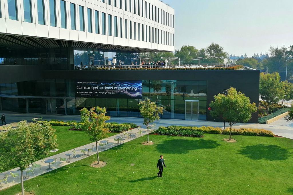 Kampus Samsung Semiconductor w San Jose w Dolinie Krzemowej