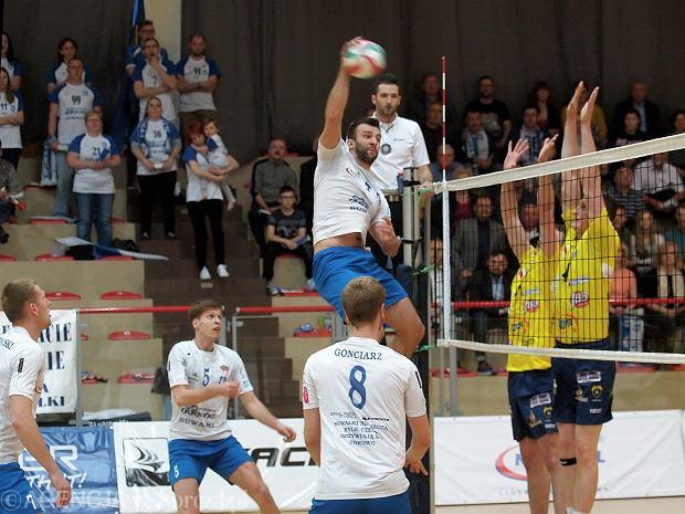 Siatkarski turniej w Augustowie