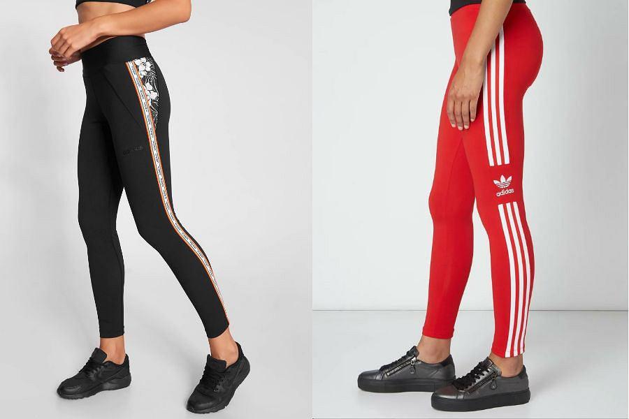 Legginsy Adidas damskie