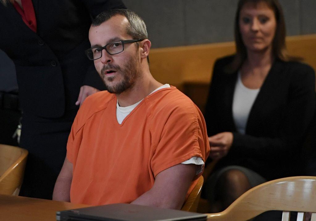 Christopher Watts zamordował ciężarną żonę i dwie córki. Wyrok w głośnej sprawie. 'Nieludzkie i bezwzględne'