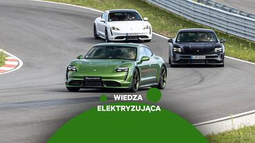 Wiedza elektryzująca, Porsche Taycan