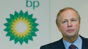 W lutym przyszłego roku ze stanowiska szefa brytyjskiego giganta naftowego BP odejdzie amerykański menedżer Bob Dudley.