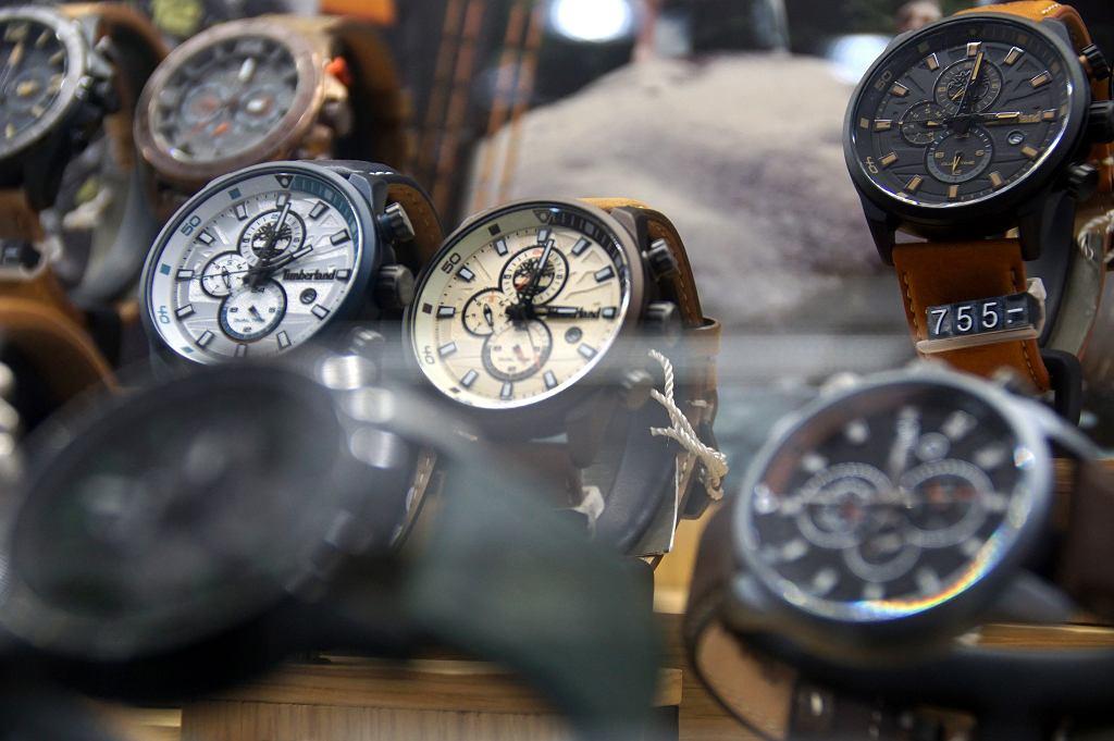 Zegarki. Zdjęcie ilustracyjne