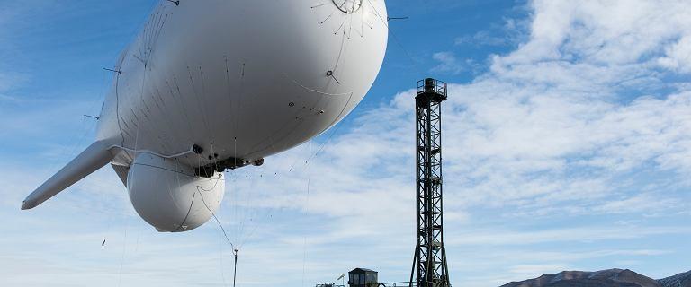 Wojsko szuka miejsc na balony z radarami. Szczegóły niejawne