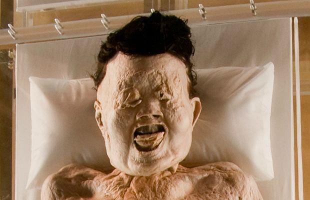 Głowa mumii Xin Zhui
