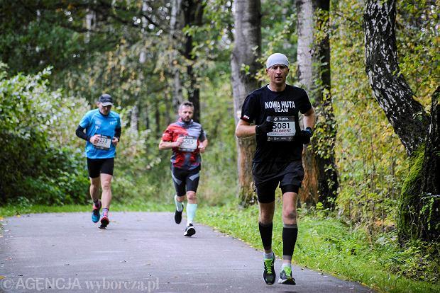 Zdjęcie numer 51 w galerii - Silesia Marathon. Chłód i wiatr niestraszne, rekord pobity! [ZDJĘCIA]