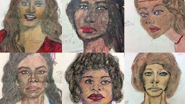 Portrety pamięciowe ofiar Samuela Little