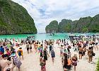 Słynna plaża w Tajlandii zamknięta dla turystów. A to jeszcze nie koniec ograniczeń