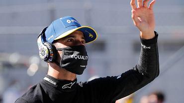 Daniel Ricciardo grzmi po materiale opublikowanym przez Formułę 1: