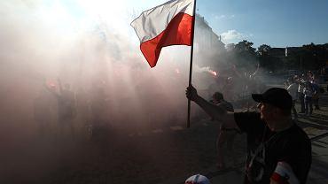 Krakowskie obchody 76. rocznicy wybuchu Powstania Warszawskiego