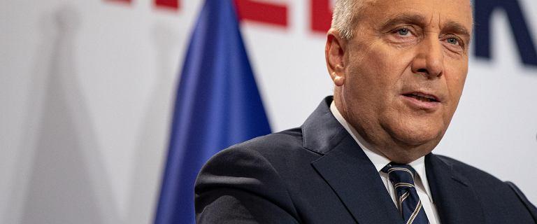 Schetyna o kandydacie na marszałka: To będzie ustalane z Lewicą i PSL