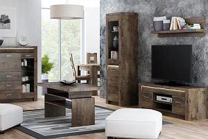 Szafka RTV - piękno i funkcjonalność dla twojego salonu