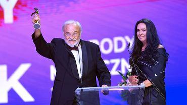 Andrzej Kosmala na Fryderykach 2021