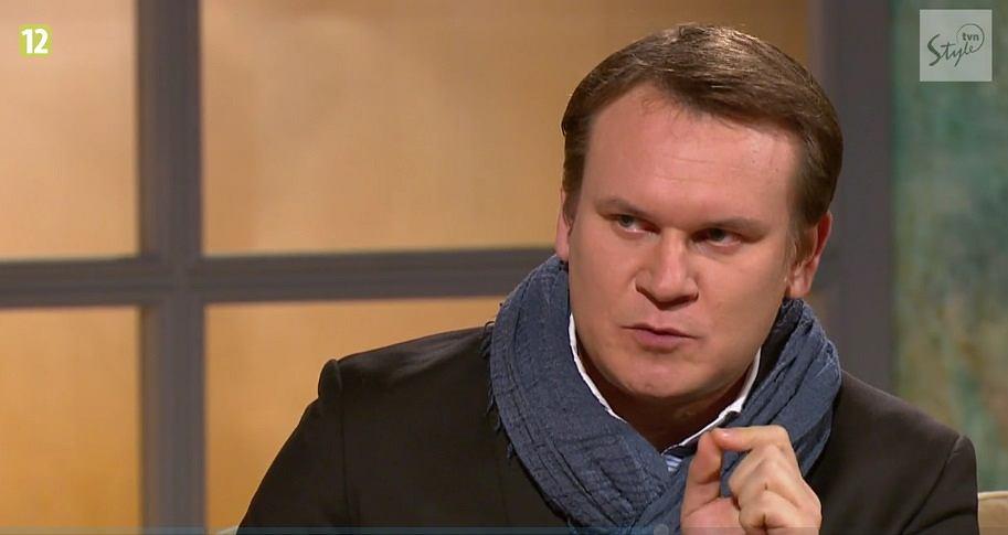 Dominik Tarczyński o egzorcyzmach