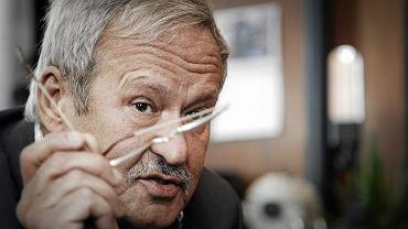 Janusz Steinhoff, były minister gospodarki, wyznacza priorytet dla nowego rządu