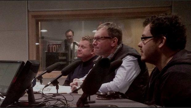 Publicyści w Poranku TOK FM