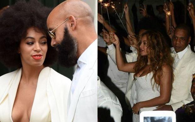 Solange Knowles, Alan Ferguson, Beyonce i Jay Z