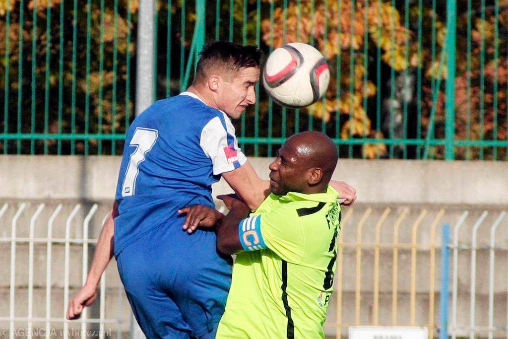 Trzecia liga piłkarska: Stilon Gorzów - Formacja Port 2000 Mostki 1:0 (1:0)
