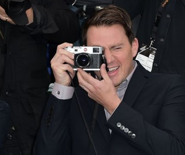 "Channing Tatum, promocja filmu ""Foxcatcher"" na festiwalu w Cannes, 19. maja 2014"