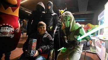Łukasz Berezak i superbohaterowie
