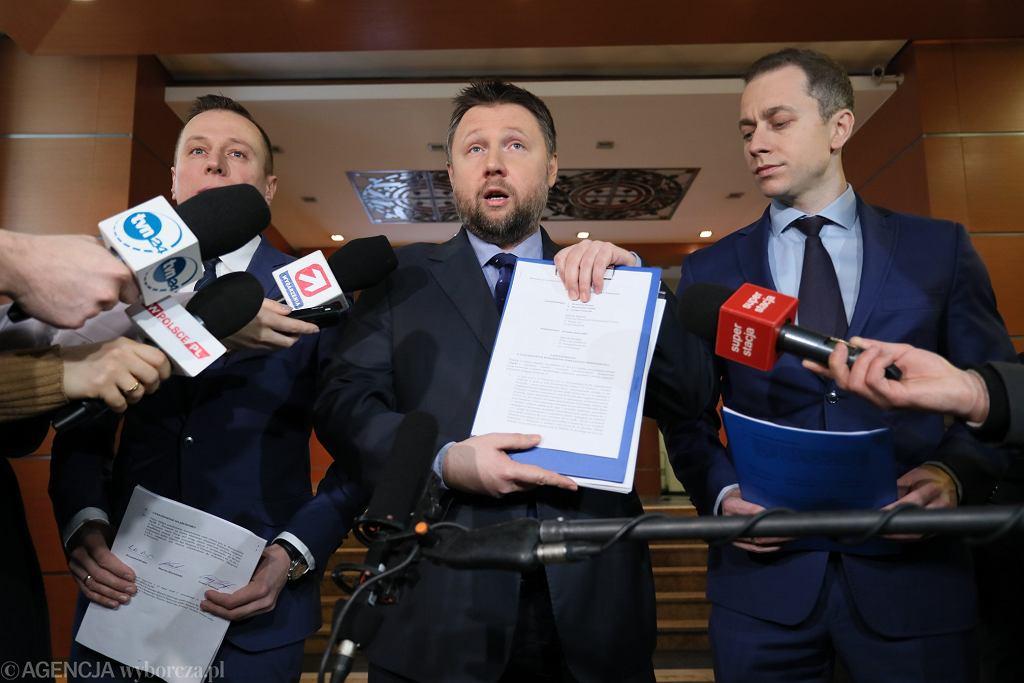 PO składa zawiadomienie do prokuratury w sprawie spółki Srebrna